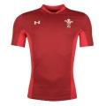 ウェールズ代表 17/19 トレーニングTシャツ レッド