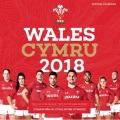 ウェールズ代表 2018 カレンダー