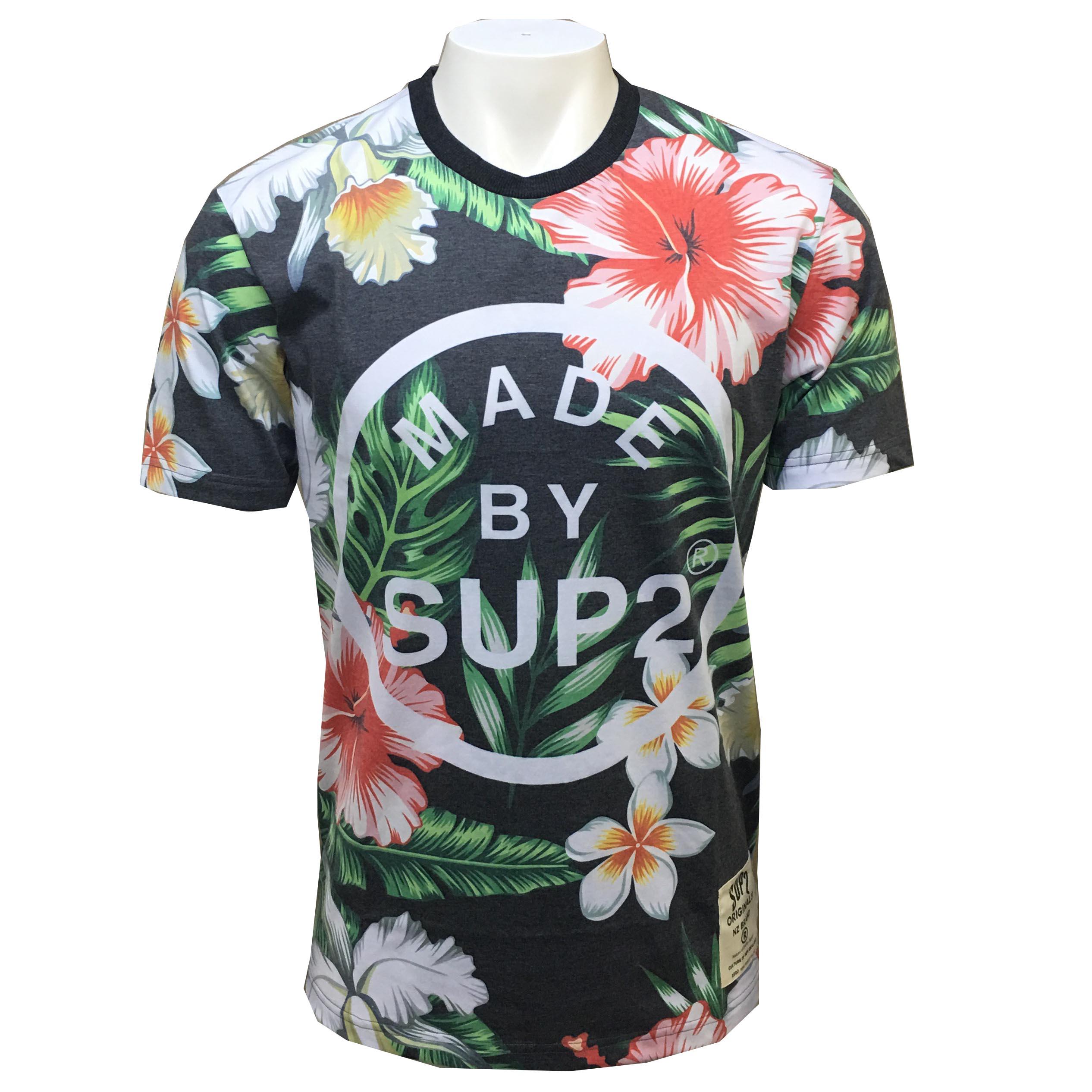 SUP2 PREMIUM Tシャツ DAFFODIL
