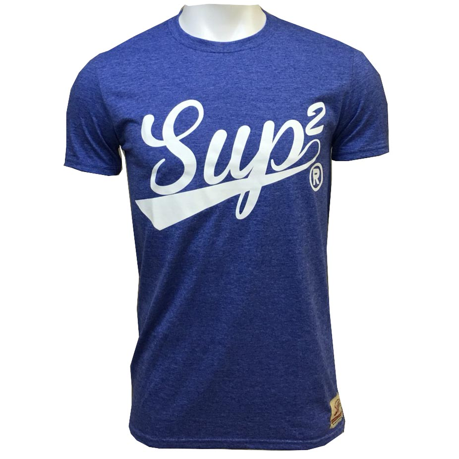 SUP2 Tシャツ Vintage ブルー