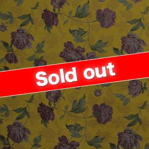 花模様ゴブラン織り「ローズ」 ピンク 200×250cm <折りたたみ可能><ホットカーペットカバー対応><EF、CN>(カラー:桃)