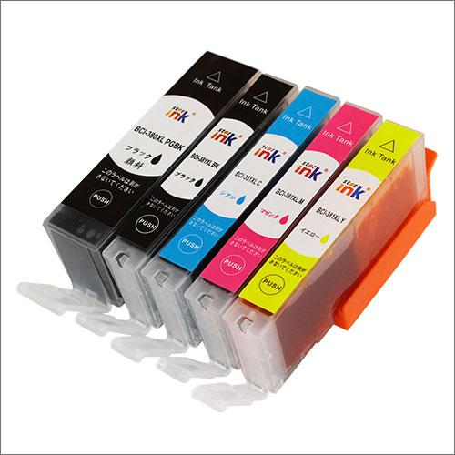 BCI3801XL(5色セット)キヤノン互換インク