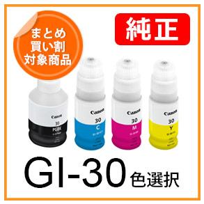 GI-30シリーズ(CANON純正インク)