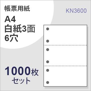 KN3600(500枚セット・1000枚セット)