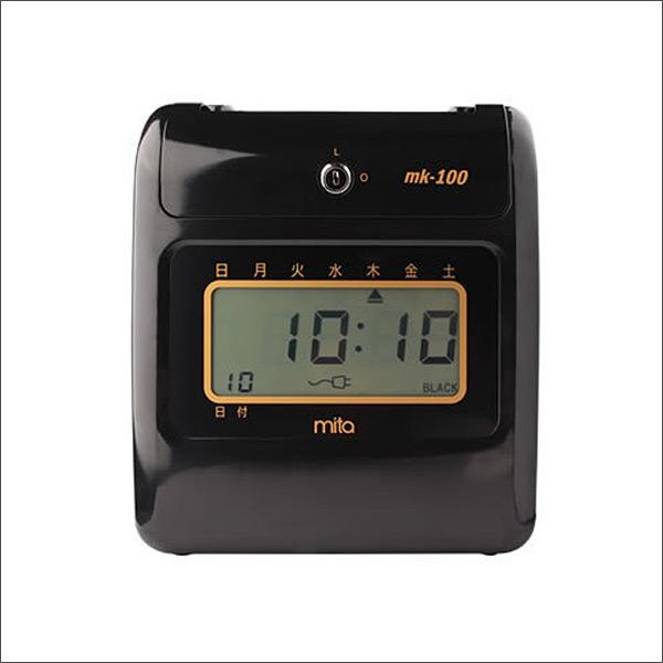 MK100 mitaタイムレコーダー