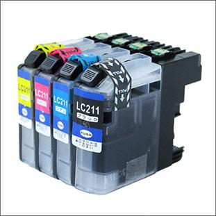 LC211(ブラザー互換インク)