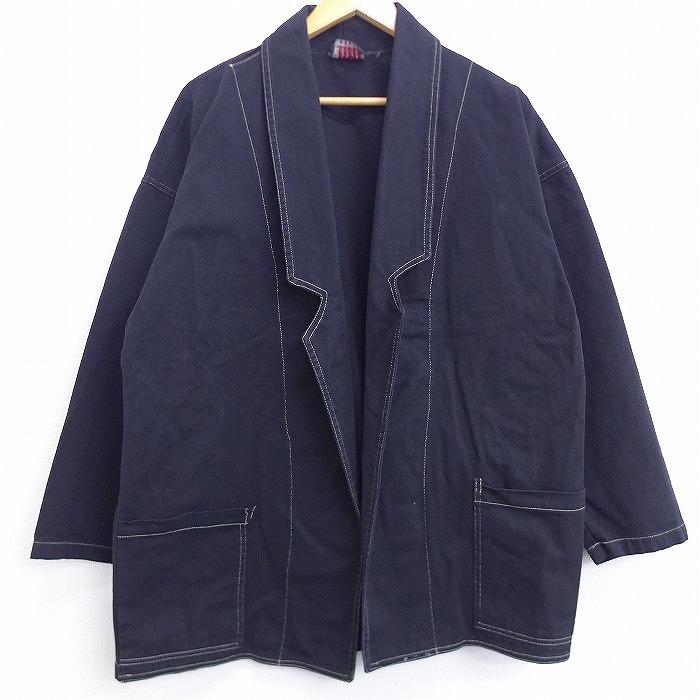 古着 レディース ジャケット 90年代 90s 大きいサイズ USA製 黒 ブラック 【spe】 19nov29 中古 アウター ジャンパー ブルゾン