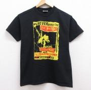 古着 半袖 ビンテージ ロックバンド Tシャツ 00年代 00s セックスピストルズ 武道館 コットン クルーネック 黒 ブラック 【spe】 21apr28 中古
