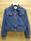 古着 レディース ジージャン 90年代 カルバンクライン Calvin Klein USA製 デニム 18jan22 中古 アウター Gジャン ジャケット
