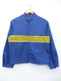 古着 長袖 ビンテージ ナイロン ジャケット 60年代 キャンパス タロン 紺 ネイビー 19sep13 中古 アウター ウインドブレーカー
