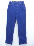 古着 レディース ブランド ジーンズ 90年代 リー Lee コットン USA製 デニム 19oct24 中古 ボトムス ジーパン Gパン ロング パンツ
