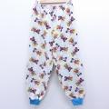 古着 パジャマ パンツ 90年代 90s ディズニー DISNEY ミッキー MICKEY MOUSE 白 ホワイト 【spe】 20mar12 中古 ボトムス