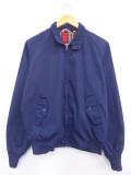 L★古着 ビンテージ ジャケット 70年代 無地 紺 ネイビー 19aug30 中古 メンズ アウター ジャンパー ブルゾン