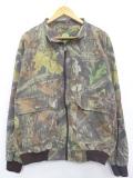 XL★古着 長袖 ジャケット カベラス リアルツリー 大きいサイズ 迷彩 19oct18 中古 メンズ アウター ジャンパー ブルゾン