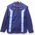 M★古着 長袖 ジャケット 80年代 80s 紺 ネイビー 21apr02 中古 メンズ アウター ジャンパー ブルゾン