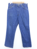 W33★古着 ブランド ジーンズ 80年代 リー Lee デニム 【spe】 19oct25 中古 メンズ ボトムス ジーパン Gパン ロング パンツ
