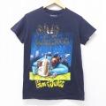 S★古着 半袖 ヒップホップ ラップ Tシャツ スヌープドッグ 犬 ジン ジュース コットン クルーネック 黒 ブラック 20jul07 中古 メンズ