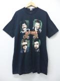 XL★古着 ビンテージ ロック バンド Tシャツ 90年代 アラバマ 大きいサイズ USA製 黒 ブラック 19sep16 中古 メンズ