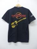 L★古着 ビンテージ ロック バンド Tシャツ 80年代 ダニーガットン USA製 黒 ブラック 19sep16 中古 メンズ