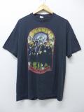 L★古着 ビンテージ ロック バンド Tシャツ 80年代 ガンズアンドローゼズ USA製 黒 ブラック 【spe】 19sep16 中古 メンズ