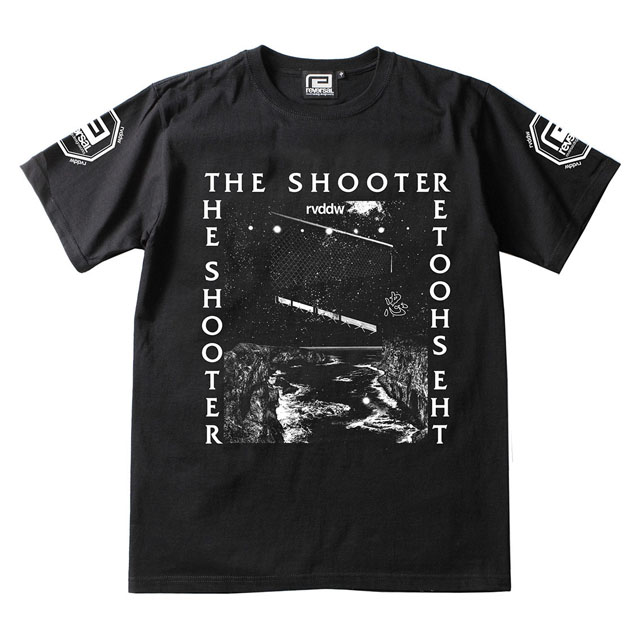 岡田遼 THE SHOOTER TEE