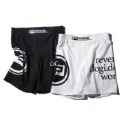 SIDE CIRCLE FIGHT SHORTS