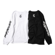 CURSIVE LONG SLEEVE
