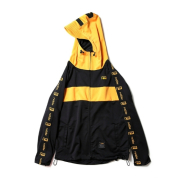 SIDE TAPE SHELL JACKET