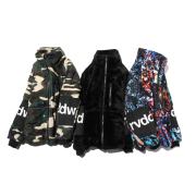 3 COLORS FLEECE_JKT