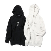 666 HEAVY WEIGHT SWEAT PARKA