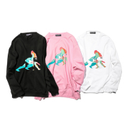 CLICK ME CREW NECK SWEAT