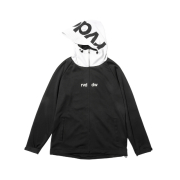 SHADOW LOGO SHELL JACKET