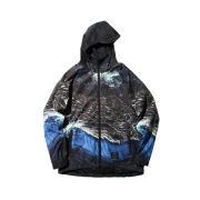 DARK MINAMO MOUNTAIN PARKA