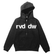 rvddw SWEAT ZIP PARKA