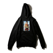 ROCKY BALBOA PORTRAIT SWEAT PARKA