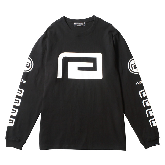 BOTH ARMS LONG SLEEVE TEE