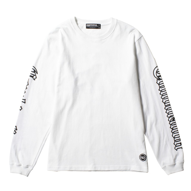 COMBI-NATION LONG SLEEVE TEE
