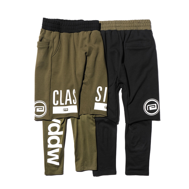 CLASSICS LAYERED SHORT PANTS
