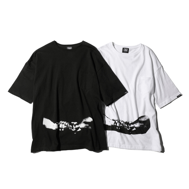 CLUTCH BIG SILHOUETTE POCKET TEE