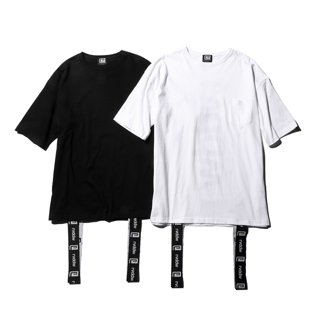 TAPE BIG SILHOUETTE TEE