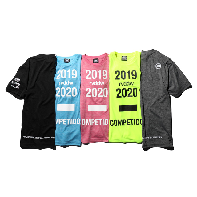 20192020 COMPETIDOR DRY TEE