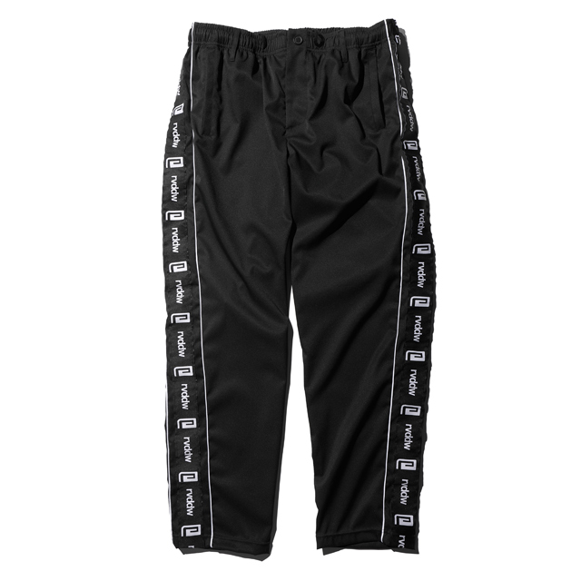 SIDE TAPE WARM UP PANTS