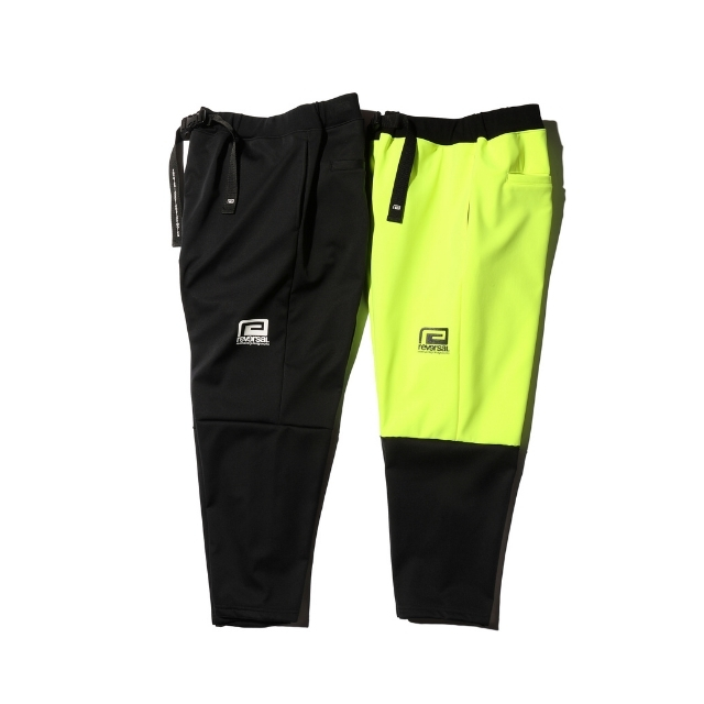 WATER REPELLENT FLEECE BAGGY JOGGER PANTS