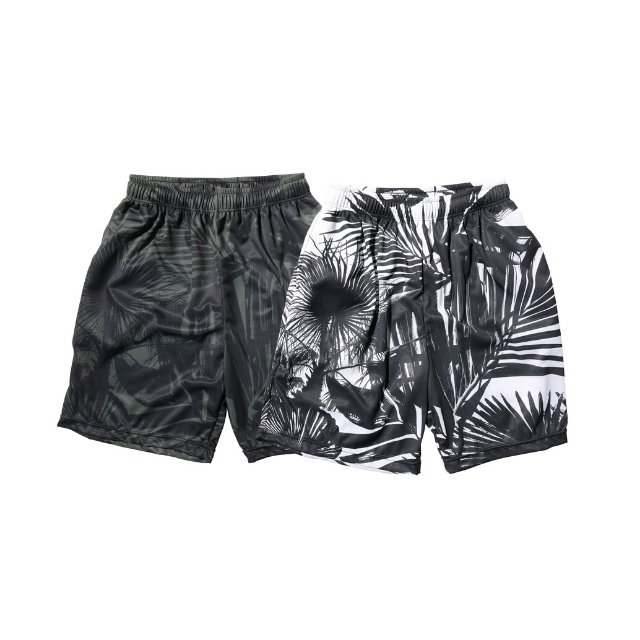 PALM REEF JERSEY SHORTS