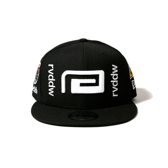NEW ERA® × rvddw Martial Arts Patches 9FIFTY™