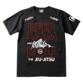 KEEP CALM AND ROLL TEE