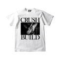 CRUSH AND BUILD TEE