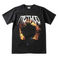 BURNING METHOD COTTON TEE