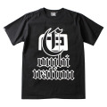 COMBI-NATION DRY H/MESH TEE