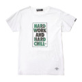 HARD N CHILL COTTON TEE